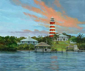 Hopetown Light